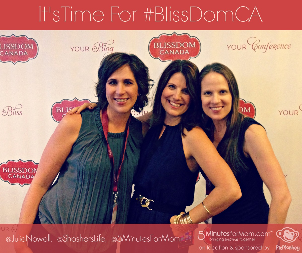 It is time for BlissdomCA