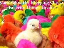 Blogging Chicks Carnival