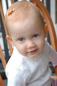 Little Girl Hair Clips