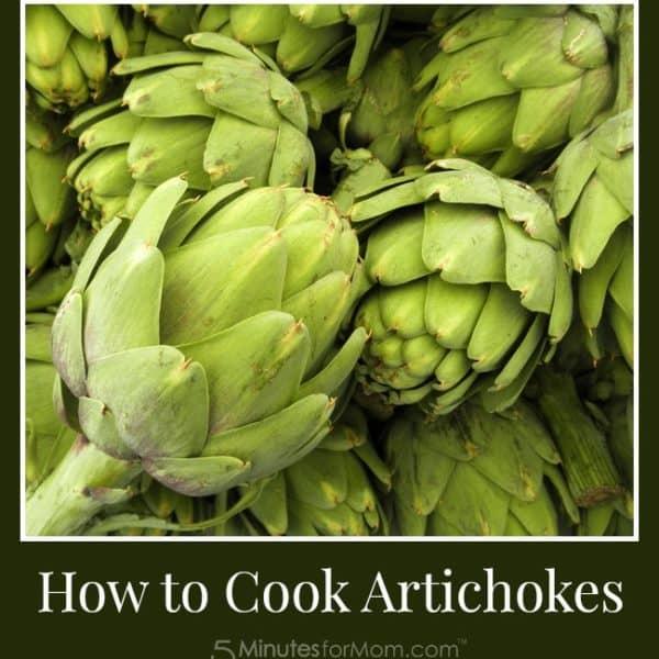 Let's Cook Artichokes
