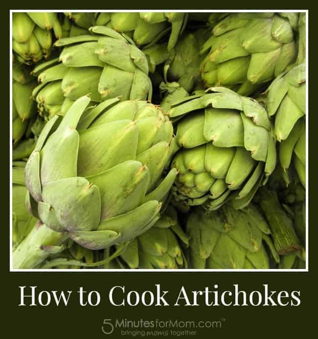 How To Make Artichokes Video