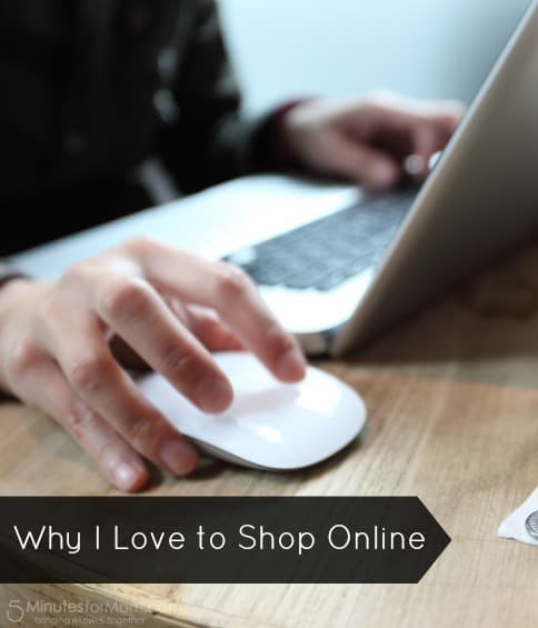 why i love to shop online