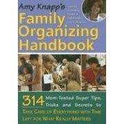 Win a Copy of Amy Knapp's Family Organizing Handbook