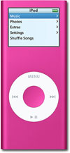 An Apple iPod Nano – just waiting for YOU to Win!