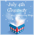 5 Minutes for Mom July 4th Giveaway