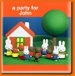 5 Minutes for Books–Personalized Miffy Book
