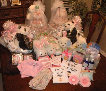 Cyber Baby Shower Gifts