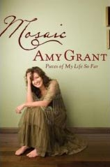 """5 Minutes for Books – """"Amy Grant's Mosaic"""""""