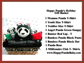 Gift Basket Giveaway from Happy Panda