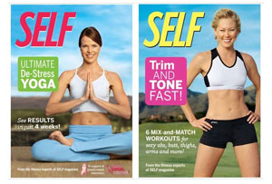 Self Fitness DVD Pack Giveaway