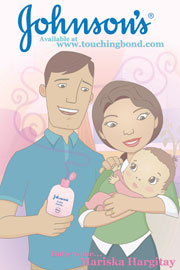 "Win a Johnson's® ""Baby Bonding Gift Basket"""