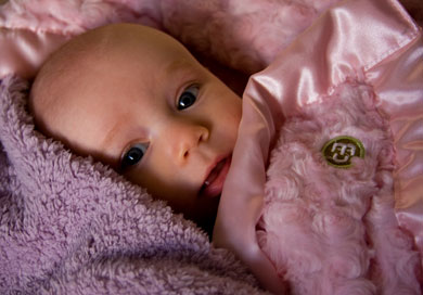 MyUbby – Win a One-of-a-Kind Baby Blanket
