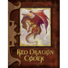 5 Minutes for Books — Red Dragon Codex