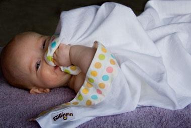 Baby Gilliyan Boutique's Muslin Wrap