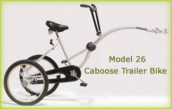 Caboose Trailer Bike