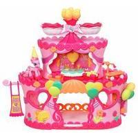My Little Pony Ponyville Rollerskate Party Cake