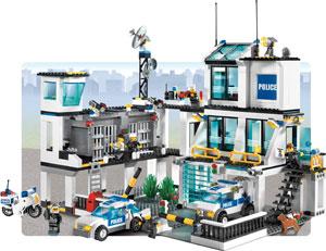 Lego City Giveaway