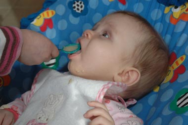 Sophia First Bite