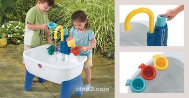 Fun Flow Play Sink