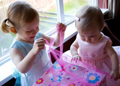 Julia's Third Birthday