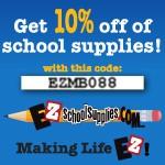 EZ School Supplies