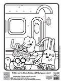 wubbzy coloring sheet
