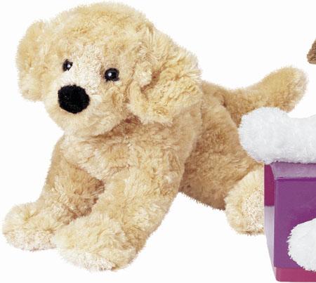 Win a Soft and Cuddly Stuffed Animal