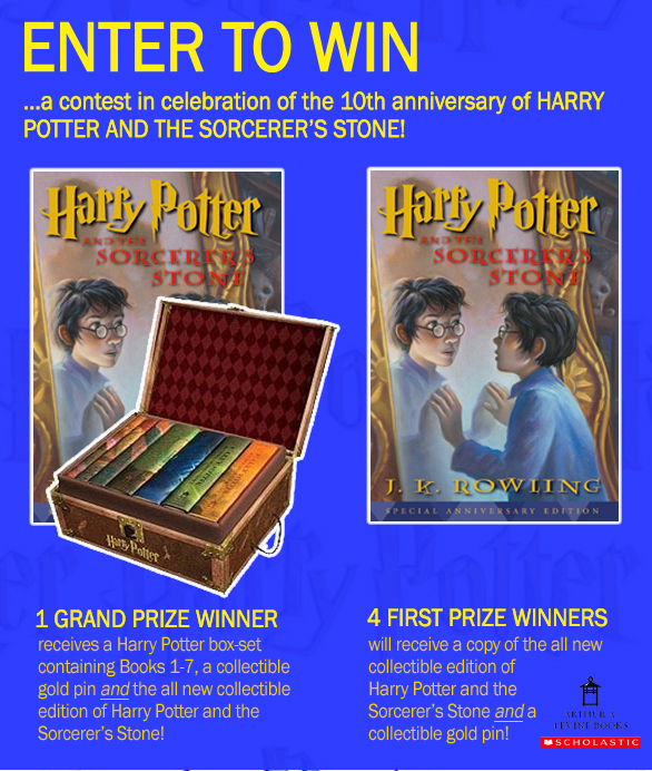 5 Minutes for Books — The Harry Potter Collection