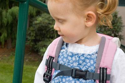 Julia First Day of Preschool