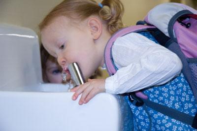 Julia Drinking Fountain