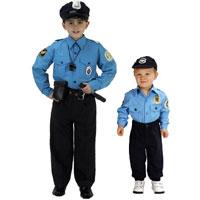Junior Police Officer\'s Uniform