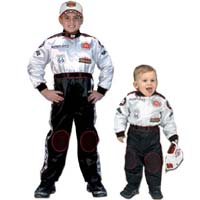 Jr Champion Racing Suit & Cap