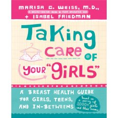 5 Minutes for Books:  Taking Care of Your Girls