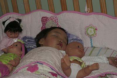 Sleeping Angel 10 MamaMoose