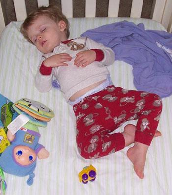 Sleeping Angel 12 Aly