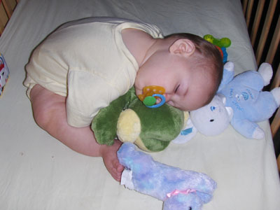 Sleeping Angel 15 Nancy