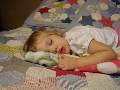 Sleeping Angel 2 - Shelley