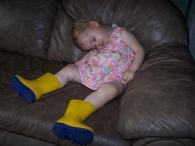 Sleeping Angel 9 Carrie