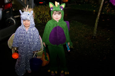 Did you post Halloween photos? Link up!