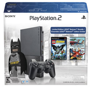 Win a PlayStation®2  LEGO® Batman™ Bundle