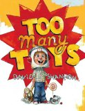 5 Minutes for Books:  Too Many Toys