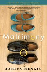 5 Minutes for Books:  Matrimony