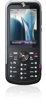 Win A Motorola Motozine ZN5