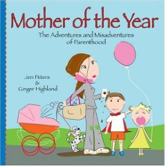 5 Minutes for Books:  Mother of the Year