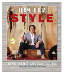 5 Minutes for Books:  Thom Filicia Style