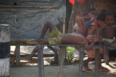 calcutta boys in poverty