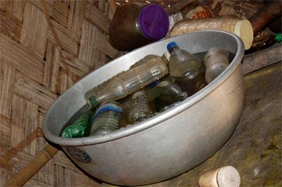 water in Calcutta