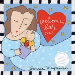 5 Minutes for Books — Welcome Little One