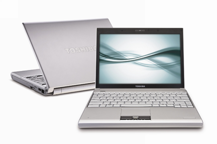 Win a sleek, ultraportable Toshiba Portege this Mother's Day