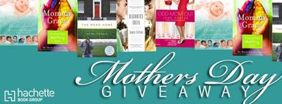 5 Minutes for Books:  Hachette Books Mother's Day Giveaway